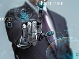 Iot, Robotique et Intelligence Artificielle.